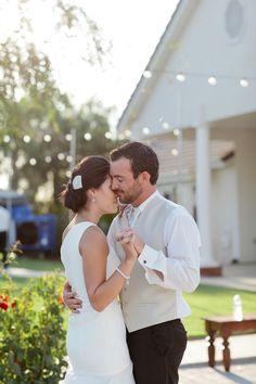 Backyard Elegant Wedding