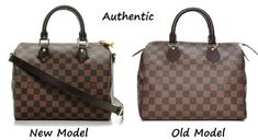 How to Spot a Fake Louis Vuitton Bag 101 Speedy & Speedy Bandouliere Louis Vuitton Damier, Louis Vuitton Handbags 2017, Louis Vuitton Speedy 30, Vuitton Bag, Louis Vuitton Monogram, Most Expensive Handbags, Popular Bags, Luxury Bags, Authentic Louis Vuitton