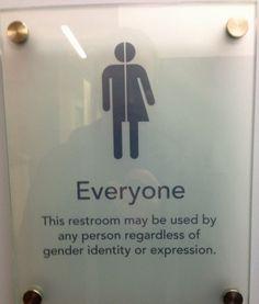 13 Gender Neutral Bathroom Signs Ideas Gender Neutral Bathroom Signs Gender Neutral Bathroom Bathroom Signs