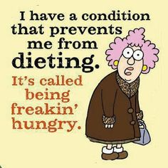 Hungry! (lol)