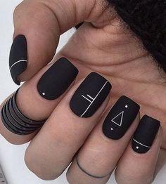 Classy Nails, Stylish Nails, Simple Nails, Cute Nails, Nailart Gel, Nailart Glitter, Korean Nail Art, Korean Nails, Square Nail Designs