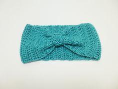 Crochet headband, hand knotted ear warmer, gift for her, warm accessory, turban headband, 2013 trendby Arzu #fashion#
