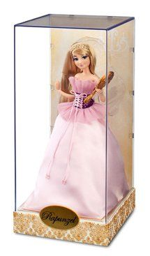 Disney Limited Edition Designer Rapunzel doll of 6000 - 2011 release                                                                                                                                                     More