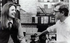 "Diane Keaton & Woody Allen - 1977 in ""Annie Hall"""