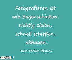 Wie so häufig, hat Henry Cartier-Bresson einfach Recht. #fotografie #zitate #quotes #spruch #spruchdestages #bresson