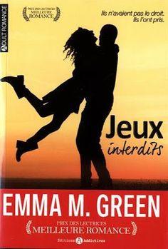 Les Reines de la Nuit: Jeux interdits d'Emma Green