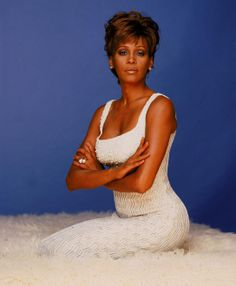Gone too soon.... The Talented, Beautiful, Gifted Whitney Houston