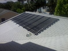 My Homemade Solar Pool Heater