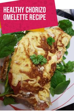 This is Healthy Chorizo Omelette Recipe. Chorizo Omelette, a healthy breakfast that will become a new favorite. Eggs are always an option at breakfast, very cheap and nutritious. #healthyrecipe #chorizoomeletterecipe #omeletterecipe Omelette Recipe, Good Healthy Recipes, Healthy Foods To Eat, Healthy Eating, Pork, Breakfast, Eggs, Eating Healthy, Egg