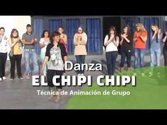 Danza EL CHIPI CHIPI   Canción de Campamento   Dinámica de Grupo   Animación - YouTube Cooperative Games, Church Crafts, Brain Breaks, Music Class, Too Cool For School, Babysitting, Musicals, Family Guy, Classroom