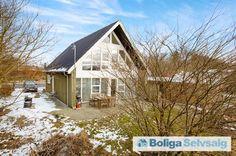 Kanalvej 63, Ginnerup, 8500 Grenaa - Meget hus for pengene i naturskønne omgivelser #villa #grenaa #selvsalg #boligsalg #boligdk