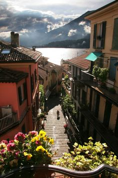 Bellagio northern Italy.