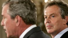 """Chilcot Report: Tony Blair's """"I will be with you, whatever"""" memo to George W. Bush on Iraq — Quartz"""