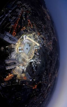 Awesome flying view of Kaa'ba Shareef Islam Hadith, Allah Islam, Islam Muslim, Islam Quran, Quran Pak, Mecca Madinah, Mecca Masjid, Masjid Al Haram, Islamic Images