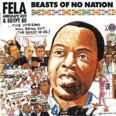 Fela Kuti - Muito mais que o criador do Afrobeat