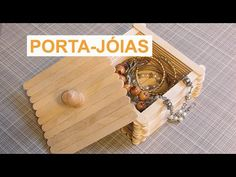 Kalinka Carvalho- Blog - Vídeo - Faça você mesmo - Porta-jóias