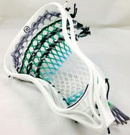 Warrior Burn X with 3 color wax mesh.  Mid pocket.  Smooth release.