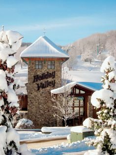 Holiday Valley Ski Resort Ellicottville, NY
