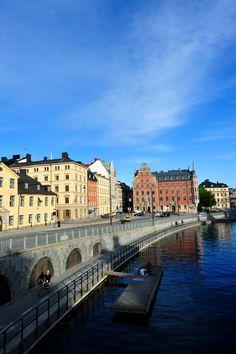 Canais de Estocolmo