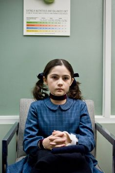 Esther (from Orphan, 2009). Portrayed by Isabelle Fuhrman