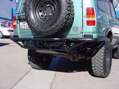 land rover discovery stinger bumper - Google Search