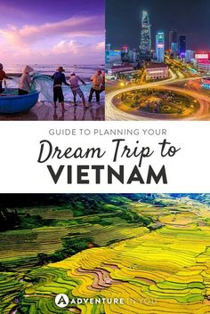 Jetting off to Vietnam? Here is our guide to help you plan that trip