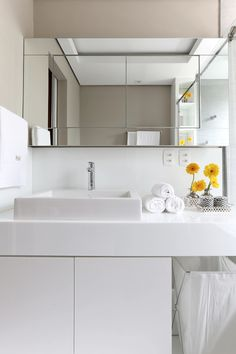 white bathrom