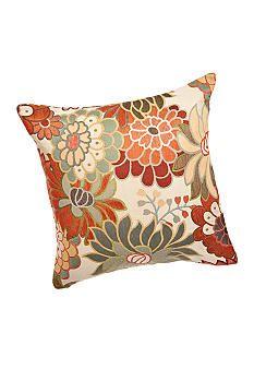 Newport Jadiniere Decorative Pillow
