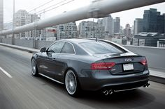 Audi S5.  I am really into this gorgeous car.