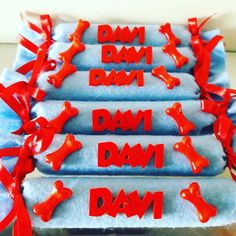 Nossos personalizados para a festa dos irmãos Guilherme e Davi, para festa da Patrulha Canina #patrulhacanina #patrulhacaninaparty #patrulhacaninafesta #patrulhacaninaideias #blogencontrandoideias #encontrandoideias