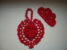 le crochet des8jika: Coeur au crochet