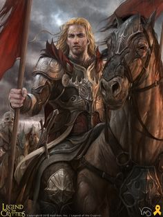 Legend of the Cryptids - Yang Mansik aka yam8417 - Title: Unknown - Card: Tubal-Cain, Lost General (Last Man)