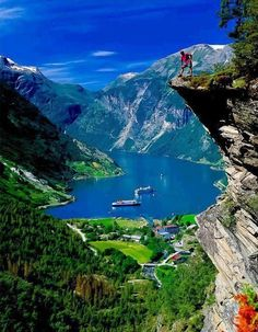 Geiranger Fjord - Norway | Full Dose