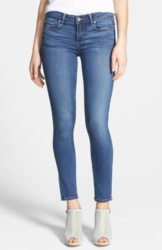64600b198ed PAIGE PAIGE Transcend - Verdugo Ankle Skinny Jeans (Tristan) available at   Nordstrom Love