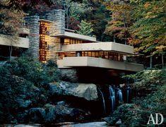 Фрэнк Ллойд Райт: биография архитектора, фото и история лучших работ   AD Magazine