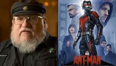 Game Of Thrones Author & Marvel Fan George R.R. Martin Loved Ant-Man