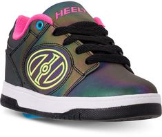 74fba94d05fa Heelys Girls' Voyager Wheeled Skate Casual Sneakers from Finish Line Finish  Line, Casual Sneakers