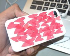 heart iphone 55s5c iphone 4s4s and samsung  galaxy by love4case, $14.34