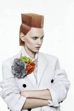 hair trend collections / парикмахерские тренды / стрижки, прически, окрашивания волос » Дюденко Киев