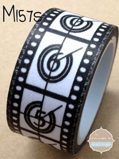 Movie Roll Washi Tape
