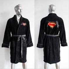 Superman: Man of Steel Bath Robe