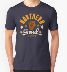 """""""NORTHERN SOUL DANCE """" 1974 """""""" T-Shirts & Hoodies by skyleerudegirl 