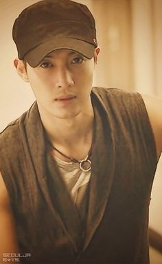 Kim Hyun-Joong (김현중) of SS501