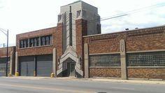 Demolition Begins on Former Art Deco Salerno Cookie Factory - Demolition Watch - Curbed Chicago