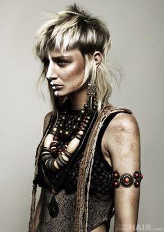 比利時 Olivier Thonnon - 創意髮型 - 線上訊息 - 髮型文化雜誌