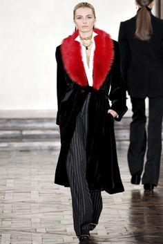 Sfilata Ralph Lauren Collection New York - Collezioni Autunno Inverno 2012-13 - Vogue
