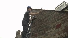 Pointing A Verge | Dalton Roofing - YouTube
