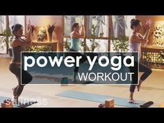 59mins-Power Yoga Workout ~ Stillness - YouTube