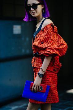 Irene Kim | Milan via Le 21ème