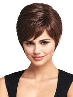 Pixie Synthetic Wig by LuxHair #voguewigs #hairobsessed